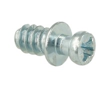 Trzpień wkręcany 9,5 mm. do złączek Rafix TAB 20 S o grubości trzpienia 5 mm.  Złącza Rafix do korpusów i półek są wyposażone w elementy...