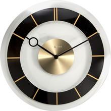Zegar 2790 ZW Retro zaprojektowany przez NeXtime, wyposażony jest w mechanizm skokowy zasilany za pomocą baterii typu AA. Zegar wykonany ze szkła w w...