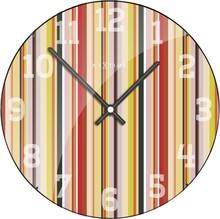 Zegar 3168 Smithy Dome zaprojektowany przez NeXtime, wyposażony jest w mechanizm płynący zasilany za pomocą baterii typu AA. Zegar wykonany z kolorowego...