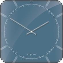 Zegar 3172 Michael Square Dome zaprojektowany przez NeXtime, wyposażony jest w mechanizm płynący zasilany za pomocą baterii typu AA. Zegar wykonany ze...