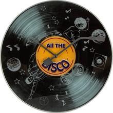 Zegar 8183 All the Disco zaprojektowany przez Michele Duquesnoy, wyposażony jest w mechanizm skokowy zasilany za pomocą baterii typu AA. Zegar wykonany z...
