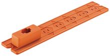 65.0803 Matryca do pozycjonowania mocowania zaczepu do TANDEMBOX. Do obróbki: CABLOXX puszka zamka do TANDEMBOX   Rodzaje wzorników:Wzornik...