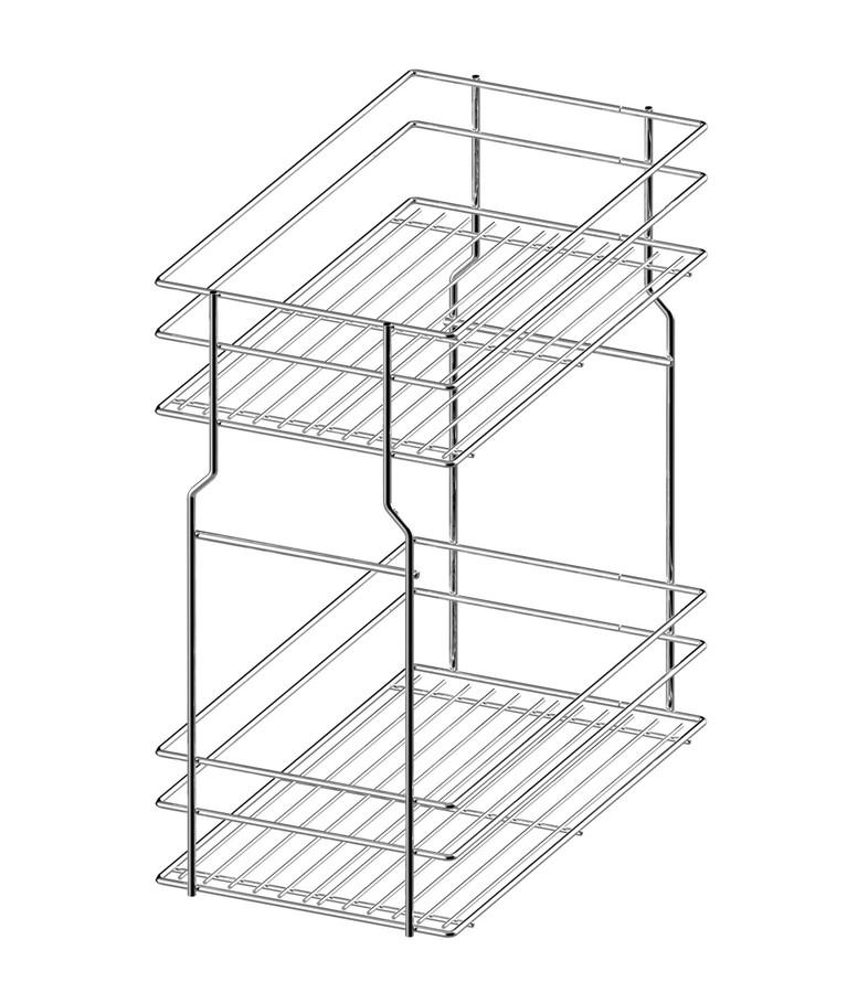 variant multi cargo 2 poziomowe 60 dolne bia e push open. Black Bedroom Furniture Sets. Home Design Ideas