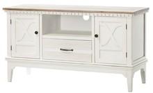 <br />Materiał: drewno jodła/mdf<br />Kolor:   biały<br />Kolekcja Palida jestwykonana w stylu vintage.Delikatne...