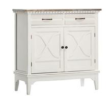 Materiał: drewno jodła/mdf<br />Kolor:   biały<br />Kolekcja Palida jestwykonana w stylu vintage.Delikatne przetarcia,...