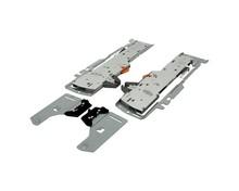 T60B3330 Jednostka TIP-ON Blumotion z zabierakiem Typ L1 Całkowita waga szuflady=0-20 kg, lewa/prawa dł.: 350-650 mm Droga uwolnienia: 1 mm Materiał:...