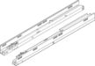 Prowadnice Tandembox ANTARO do TIP-ON Blumotion  dł.: 350 mm Pełen wysuw Materiał: Stal Obciążenie dynamiczne: 30 kg Kolor / Powierzchnia:...