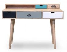 Biurko drewniane w skandynawskim stylu OSLO-SC1701