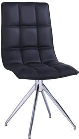 Krzesło obrotowe DC883 - czarny