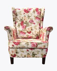 Fotel Uszak 3  Fotel Uszak 3, pięknie wkomponuje się w Twoje wnętrze.  Prezentowany produkt ze zdjęcia zawiera:  Materiał:  Stelaż wykonany z...