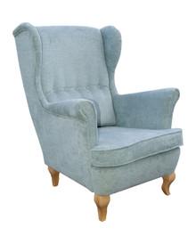 Fotel USZAK 1 z guzikami