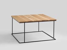 Stół kawowy WALT WOOD 100x100