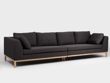 Sofa 4-osobowa AMBIENT WOOD