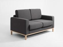 Sofa 2-osobowa SCANDIC rozkładana