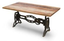 Stół industrialny, stół loftowy