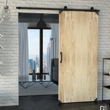 Prowadnice do drzwi Metalowy Narożnik Ozdobny Kwadratowy Design Line Czarny Mat - Valcomp