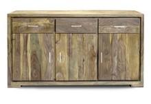 Wymiary: Szerokość: 145 cm Wysokość: 85 cm Głębokość: 45 cm Drewno: Palisander