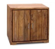 Wymiary: Szerokość: 88 cm Wysokość: 85 cm Głębokość: 45 cm  Drewno: Palisander teak