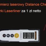 Produkt objęty promocją    Za zakup 100szt. zawiasów 71B3550 z prowadnikami 173L6100 (bez euro)  otrzymasz  Dalmierz laserowy Distance...