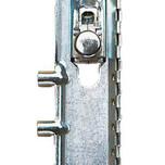 Zawieszka niewidoczna do szafek górnych, mocowana na plecy. Zawieszka do mocowania na plecach szafki - wymaga stosowania pełnych pleców i cofnięcia ich do...