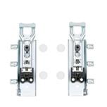Zawieszka niewidoczna SH 64 01 z krótką płytką podstawy do szafek górnych.  Zawieszki SH 64 01 są przeznaczone do niewidocznego montażu w korpusie...
