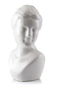 Materiał: porcelana<br />Eleganckie aranżacje wymagają wyszukanych dekoracji , klasyczne popiersia wypełnią wnętrze wprowadzając do stylizacji...