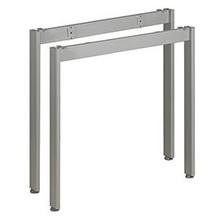 Stelaż do biurka składający się z podstawyM 6207,belki MB 16(do blatu 1600 mm) i 2 wsporników MWS 15. Dedykowany do biurka o...