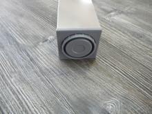 Noga Meblowa Kwadratowa 60x60 L 820mm.  Alum. Elektropoler - Rejs