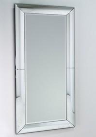 Wymiar lustra (cm) 80x120  Rama lustra wykonana jest z giętego, fazowanego szkła. Lustro jest dostępne także w rozmiarach 80x100 oraz 80x180. Można je...