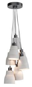Lampa betonowa CADIZ marki It's About RoMi z dwunastoelementowym splotem.Wykonana ze specjalnej mieszanki betonu i żywicy syntetycznej, dzięki czemu,...
