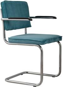 Fotel RIDGE RIB - niebieski 12A