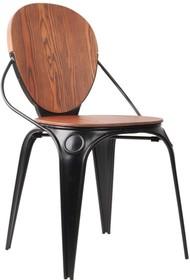 Krzesło LOUIX - antyczny czarny