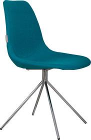 Krzesło FOURTEEN UP - niebieskie