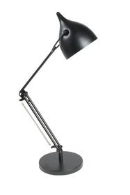 Lampa Reader Matt White w kolorze czarnym  Cechy: Lampa o metalowej strukturze Przewód z przyciskiem on/off. Typ i moc żarówki: E27, max.22...