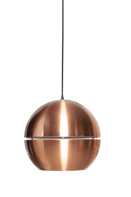 """Ciekawa lampa wisząca RETRO """"70 marki Zuiver to propozycja dla wszystkich miłośników ubiegłego stulecia i fascynatów stylu retro. Duża, okrągła..."""