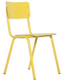 Krzesło BACK TO SCHOOL - żółte