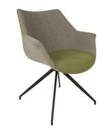 Fotel DOULTON - zielony