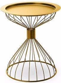 Stolik model Kelly Trayznanej i rozpoznawalnej marki Zuiver. Jest to niezwykle praktyczny mebel, który może nie raz posłużyć nie tylko jako stolik...
