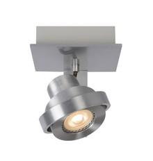 Spotlight LUCI z jednym źródłem światła. Możliwość ustawienia lampy w każdym kierunku.  Materiał: aluminium  Wymiary11.5x11.5x12.8cm