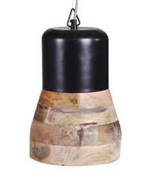 Lampa wisząca BIG BLEND czarna  Lampa wisząca BIG BLEND to zgrabne i stylowe źródło światła. Lampa przyda się w każdej kuchni nad stołem roboczym,...