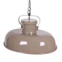 Lampa industrialna owalna taupe  Lampa zaprojektowana i wykonana przez markę Be Pure to wzornictwo na najwyższym poziomie. Klosz lampy jest wykonany z...