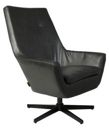 Fotel DON czarny