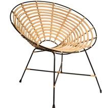 Fotel KUBU - okrągły