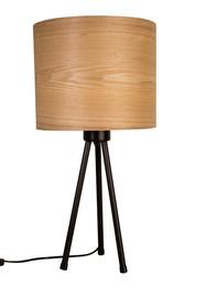 Lampa stołowa WOODLAND to styl retro w zupełnie nowej odsłonie.  Lampa posiada abażur o klasycznym, prostym, regularnym kształcie. Abażur został...