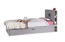 Łóżko STORE z szufladą  Łóżko STORE jest stworzone do pokoju młodzieżowego, lub do jednoosobowej sypialni. Jego konstrukcja jest funkcjonalna i...