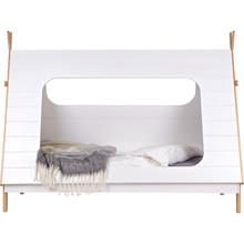 Łóżko w kształcie namiotu TIPI