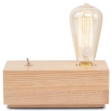 Lampka nocna Kobe z drewna jesionu - It\'s About RoMi