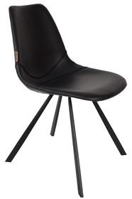 Krzesło FRANKY - czarne
