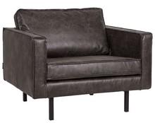 Fotel RODEO - czarny