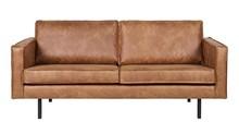 Sofa RODEO - skóra koniakowa